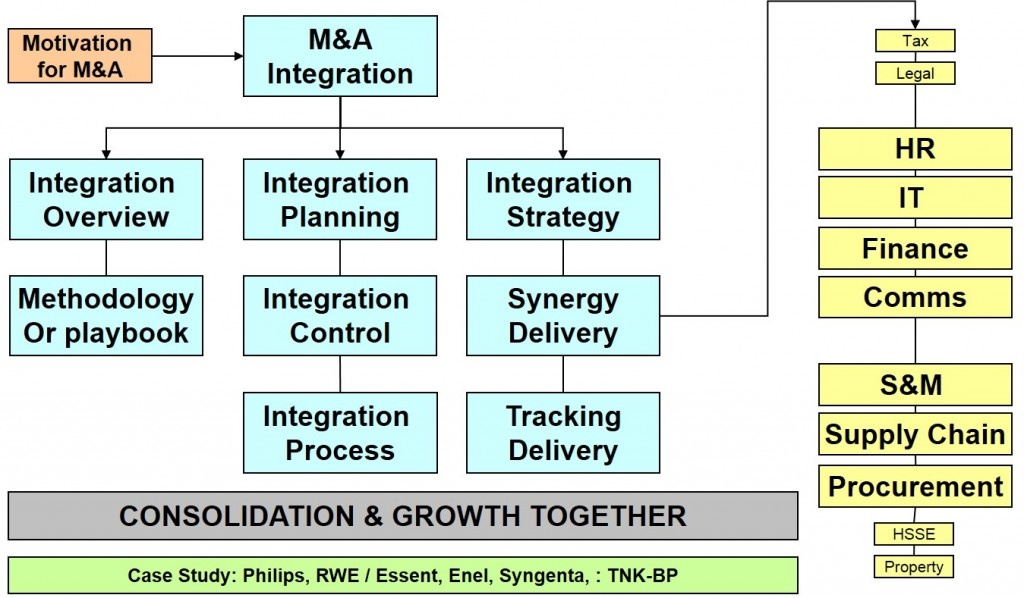 M&A Integration Training Danny A.Davis 5