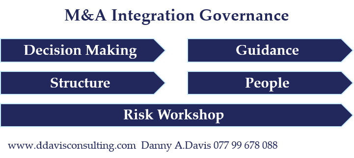 M&A Integration Governance Detail